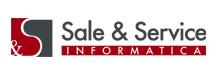 Sale & Service - Logo