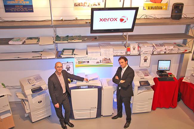 Concessionario Xerox Campania - Sale&Service Informatica S.r.l.