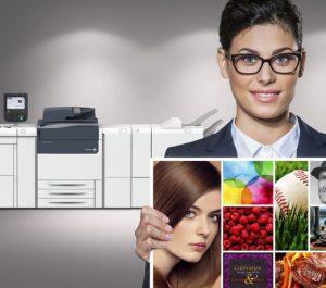 Xerox Versant 180 Press - Brochure