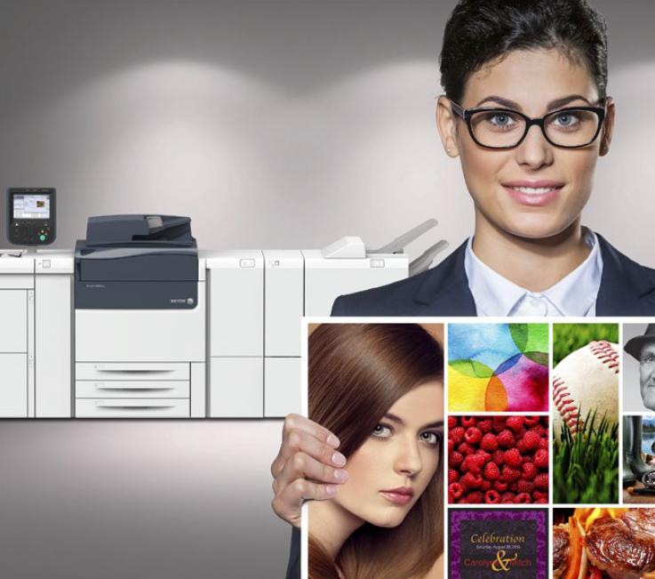Presentazione stampanti Xerox D95, D110 e D125 - Inglese