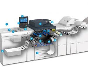 Xerox Versant 180 Press - Caratteristiche tecniche