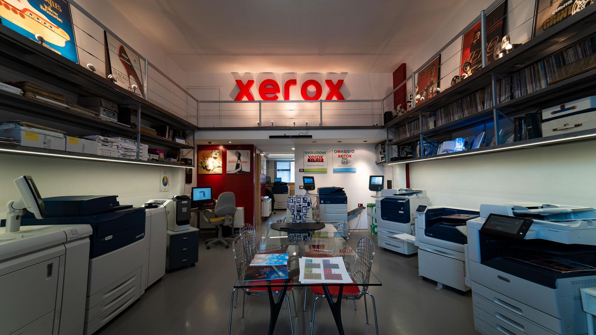 Sale & Service Informatica - Show Room Xerox