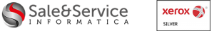 Sale&Service Informatica - Concessionario Xerox - Logo