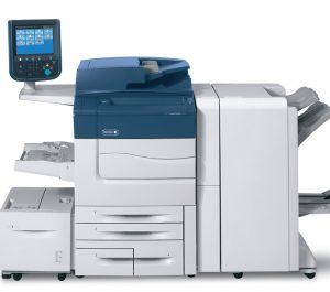 Xerox Coulour C60 - Brochure caratteristiche tecniche