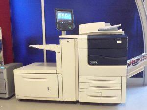 Xerox Colour 550 EX - Usato garantito Xerox - Fronte