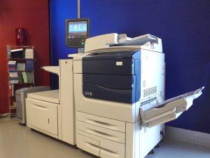 Xerox Colour 550 EX - Usato garantito Xerox - Lato