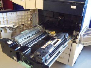 Xerox Colour 550 EX - Usato garantito Xerox - Interno