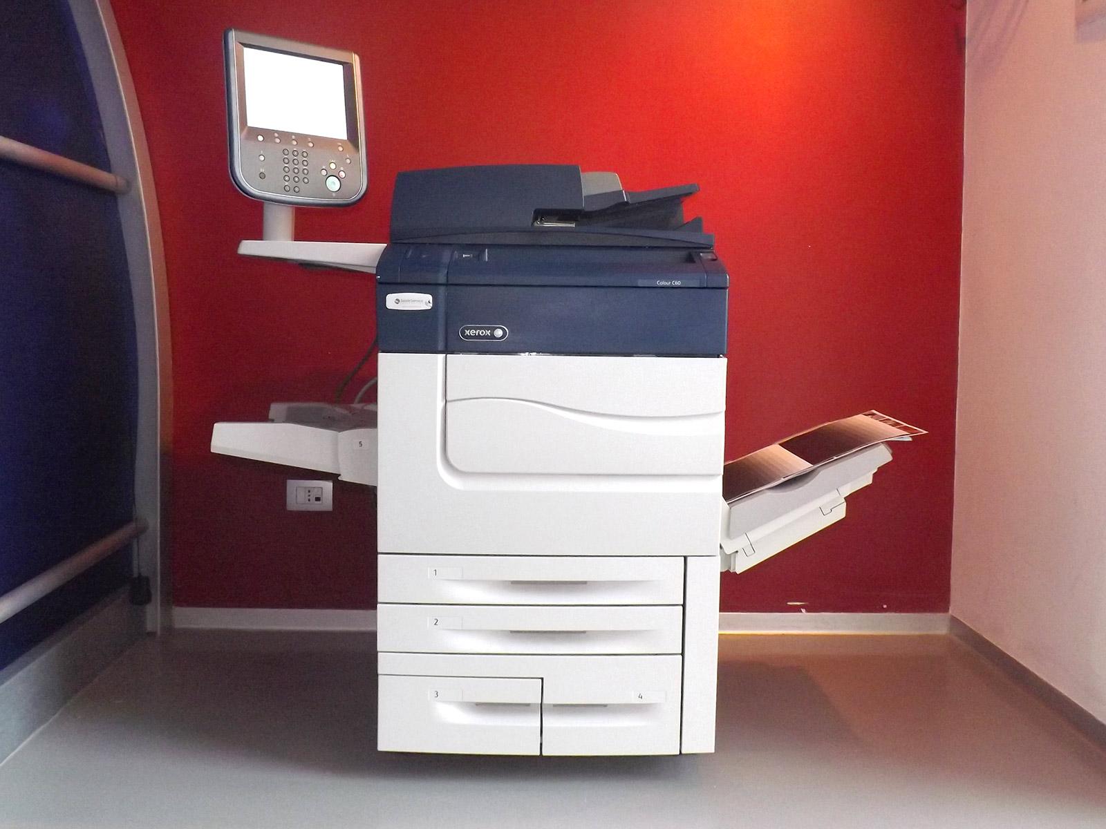 Xerox Colour C60 VA - Usato garantito Xerox - Fronte