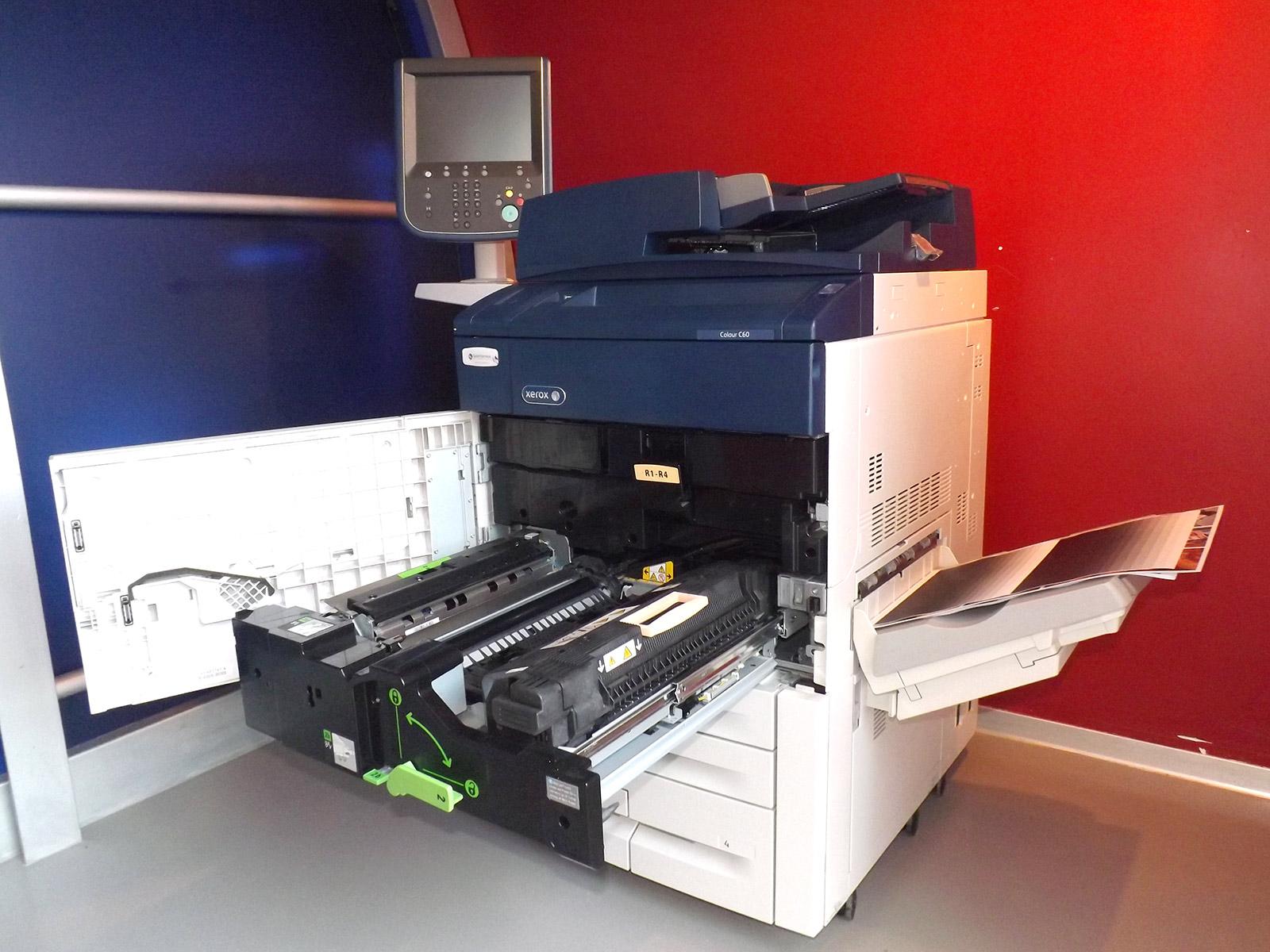 Xerox Colour C60 VA - Usato garantito Xerox - Interno