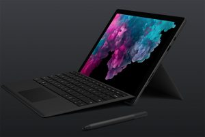 Microsoft Surface Pro 6 con Office 365