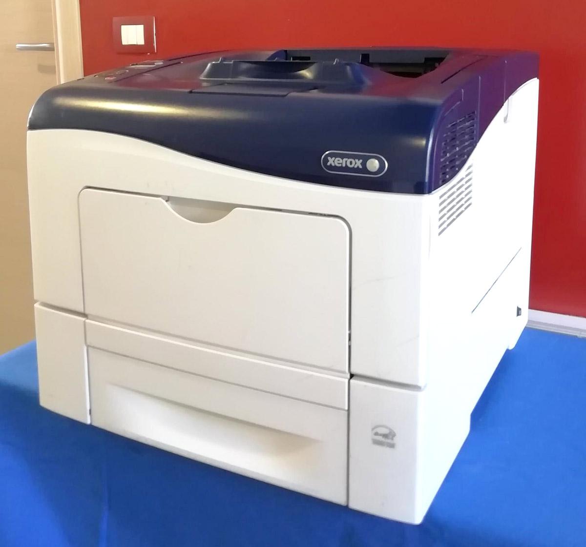 Xerox Phaser 6600 - Usato garantito Xerox - Lato