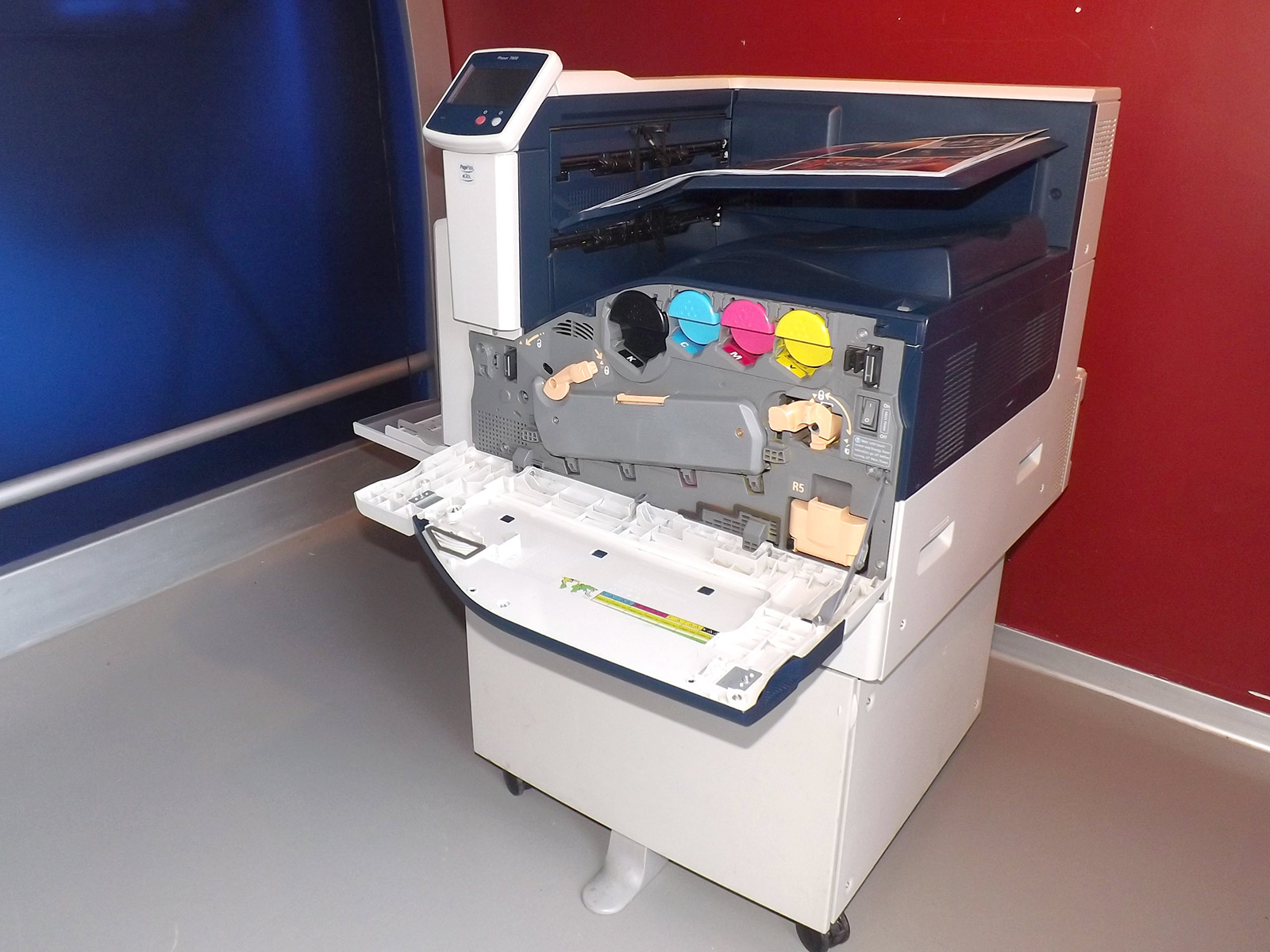 Xerox Phaser 7800 DNM - Usato garantito Xerox - Interno