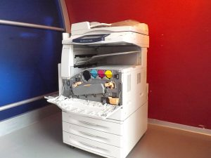 Xerox WorkCentre 7435 - Usato garantito - Interno
