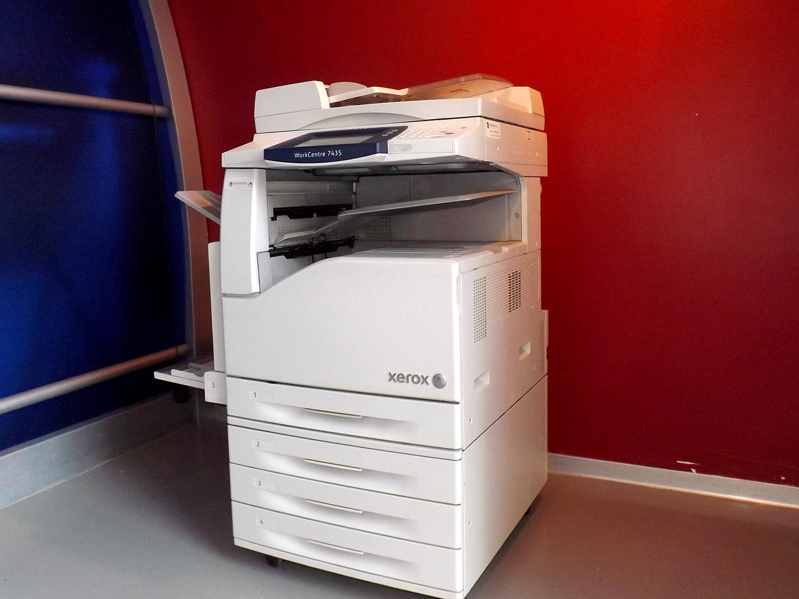 Xerox WorkCentre 7435 - Usato garantito - Lato