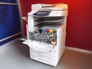 Xerox WorkCentre 7435 - Usato garantito - Lato interno
