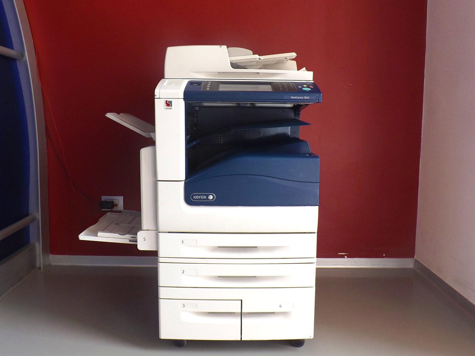 Xerox WorkCentre 7845 - Usato garantito - Fronte