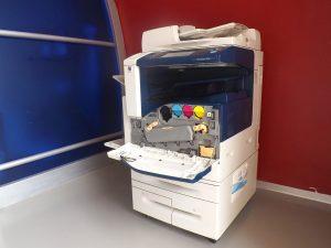 Xerox WorkCentre 7845 - Usato garantito - Interno