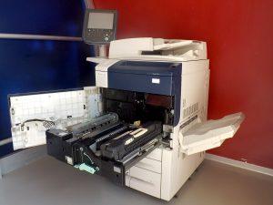 Xerox Colour 550 - Usato garantito Xerox - Interno
