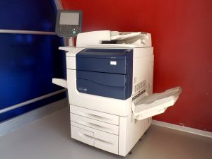Xerox Colour 550 - Usato garantito Xerox - Lato