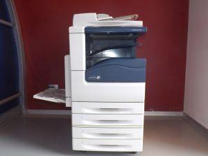 Xerox WorkCentre 7225 - Usato garantito Xerox - Fronte
