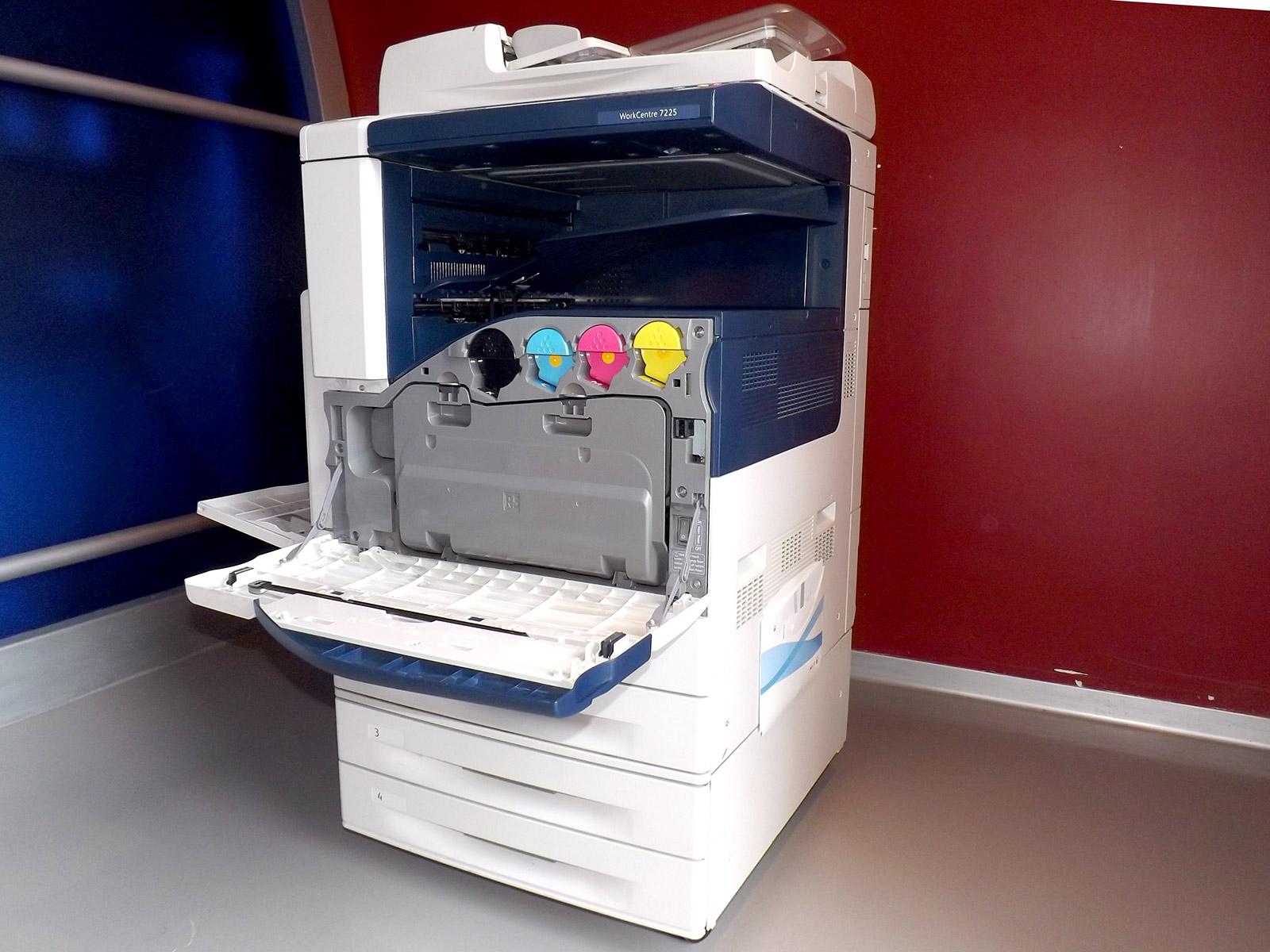Xerox WorkCentre 7225 - Usato garantito Xerox - Interno