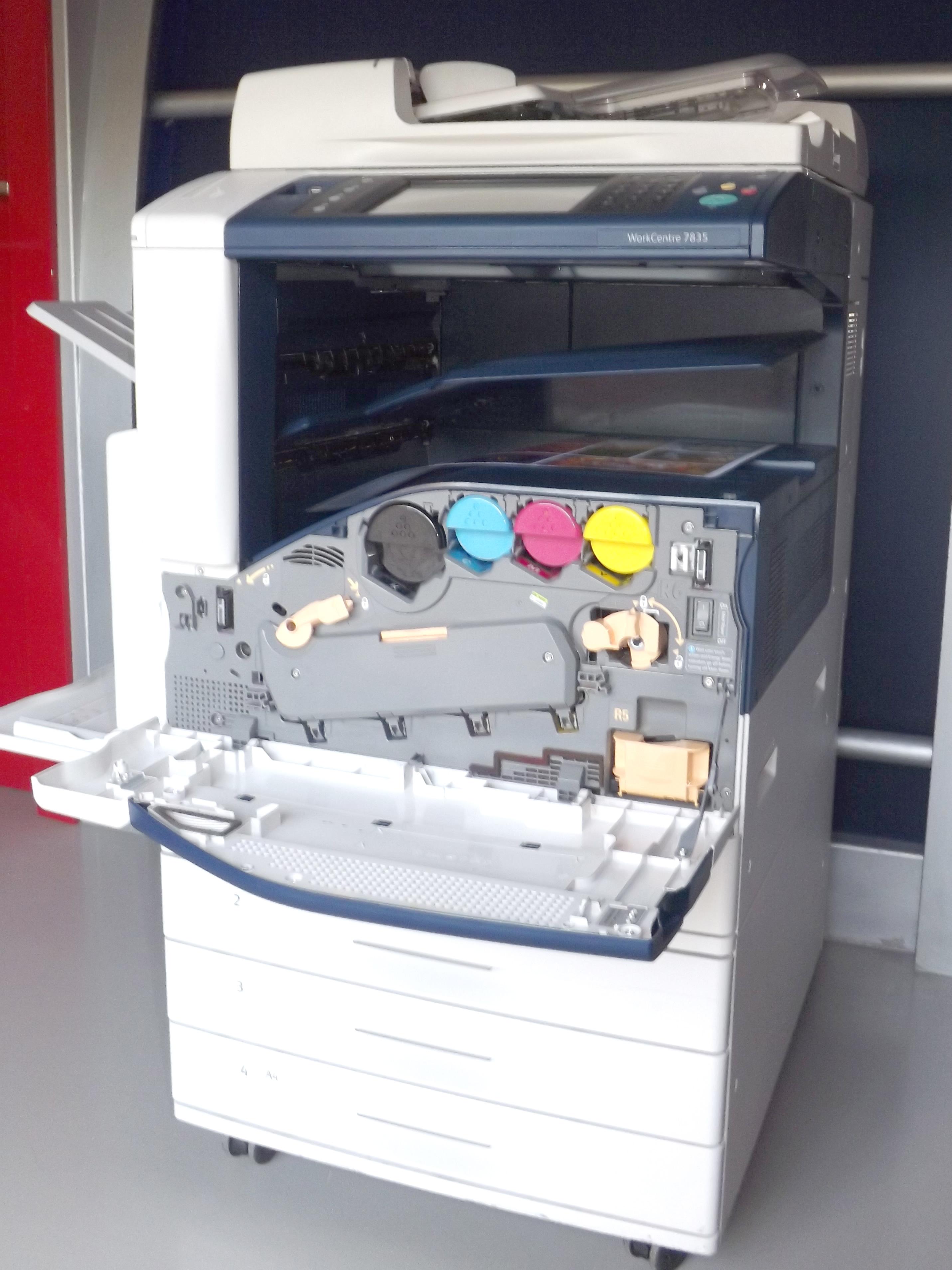 Xerox WorkCentre 7835 - Usato garantito Xerox - Interno