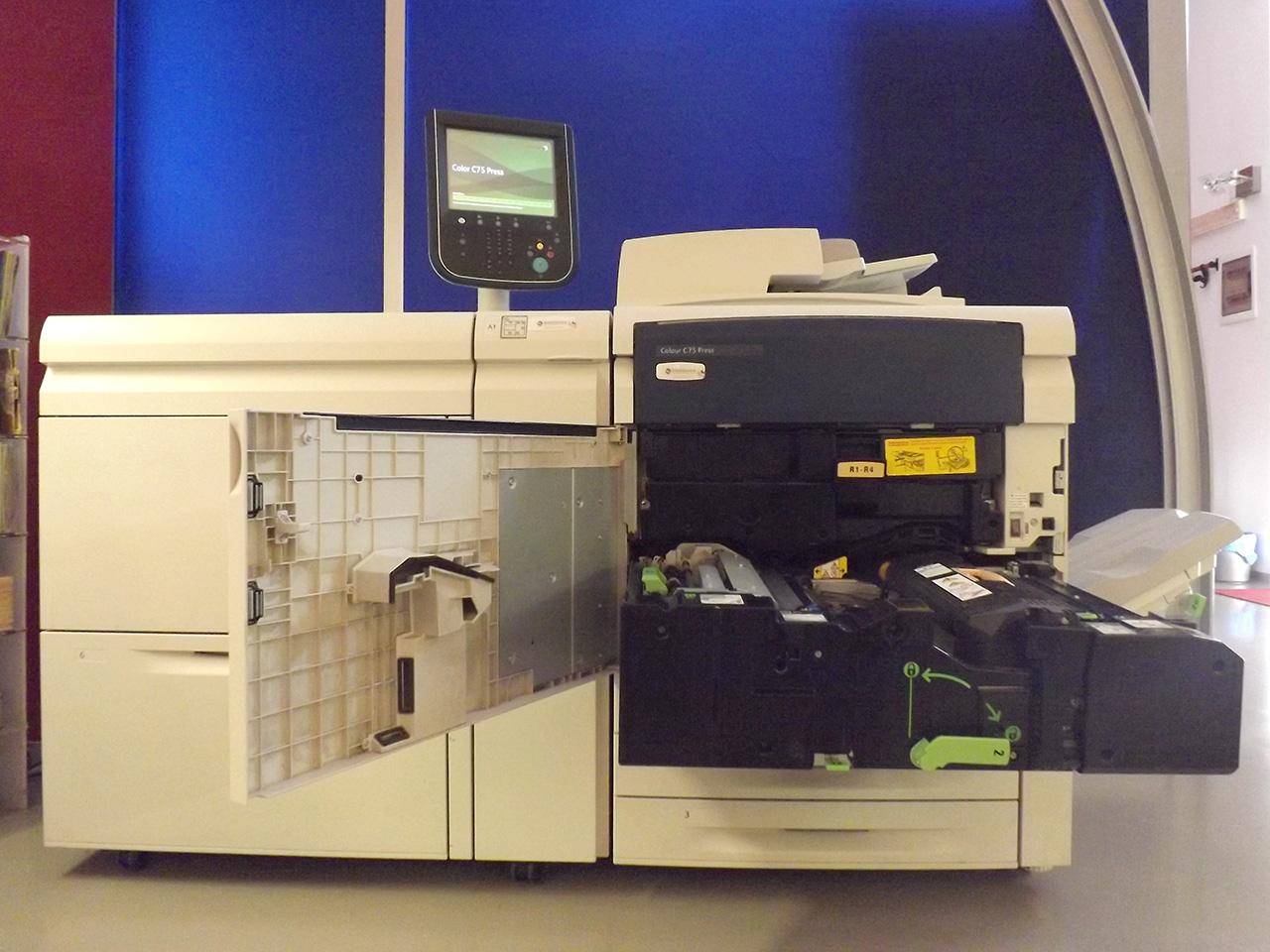 Xerox C75 - Usato garantito Xerox - Interno