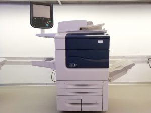 Xerox Colour 550 - Usato garantito Xerox - Fronte