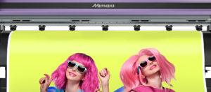 Mimaki - Stampa solvente grande formato