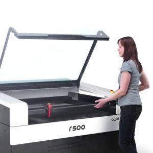 Trotec r500 - Incisore Laser
