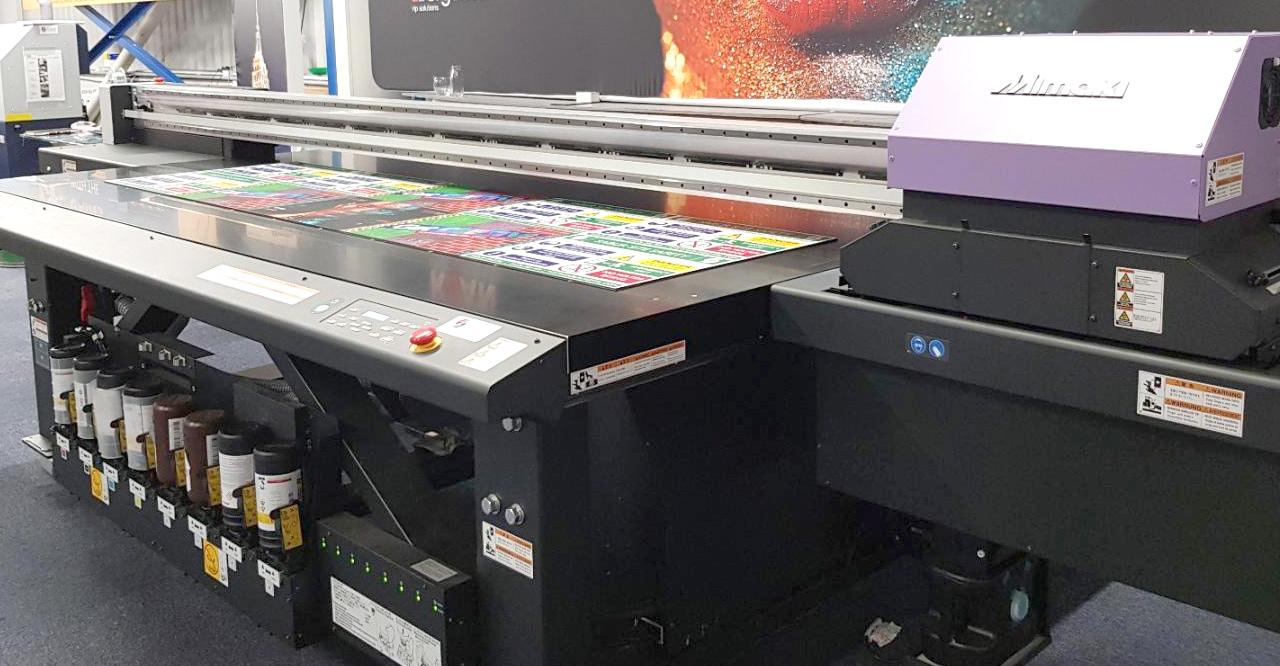 Plotter UV Mimaki JFX200 - Stampa grande formato - Sale&Service Informatica