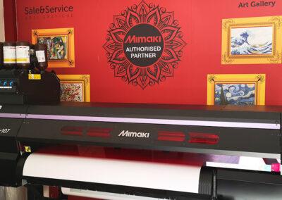Mimaki UCJV300-107 - ShowRoom Sale&Service Informatica