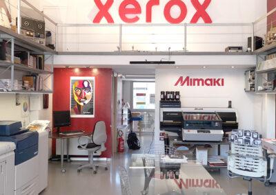 ShowRoom Sale&Service Informatica - Partner Xerox