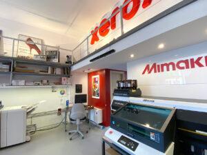 ShowRoom Sale&Service Informatica - Partner Xerox, Mimaki e Trotec
