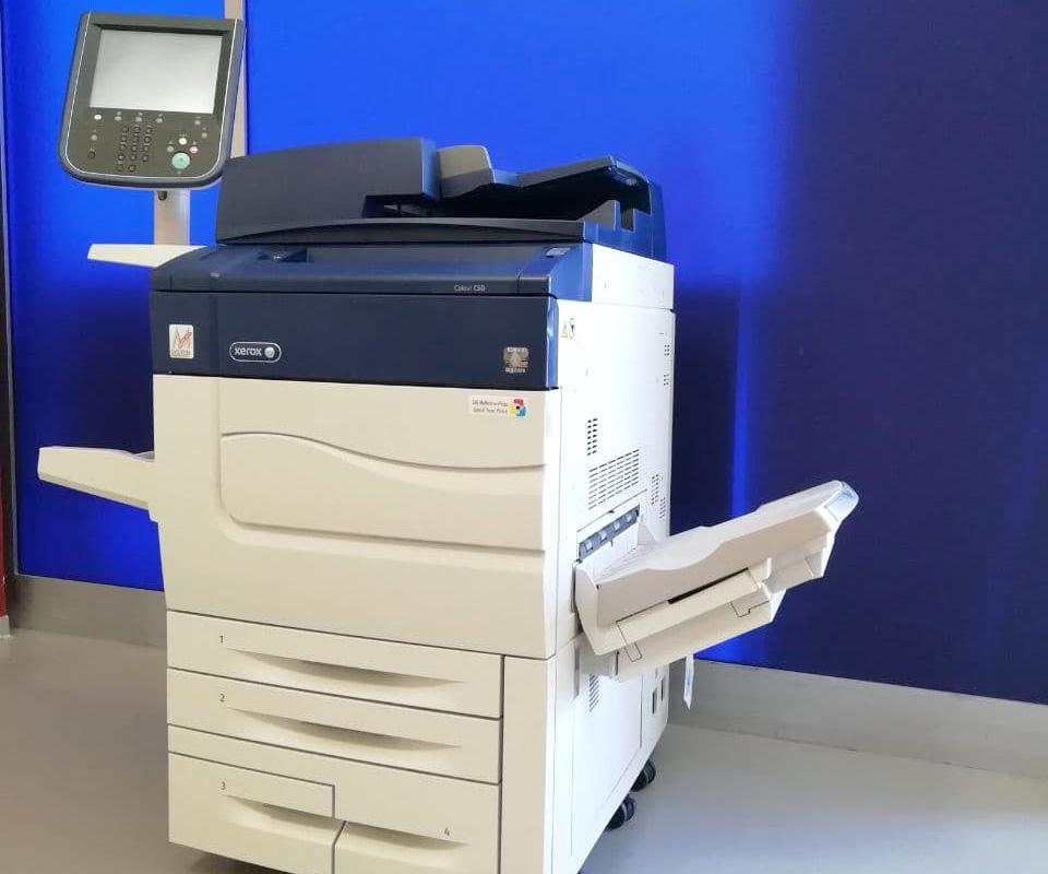 Xerox C60 Multiverse - Usato garantito Xerox - Lato