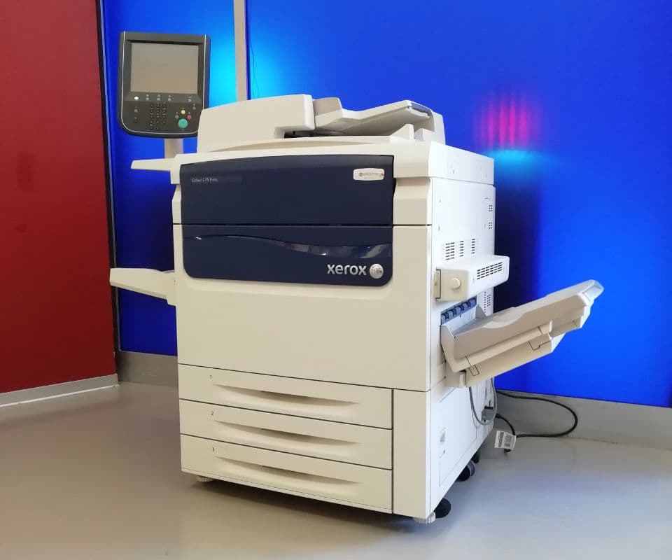 Xerox C75 - Usato garantito Xerox - Lato