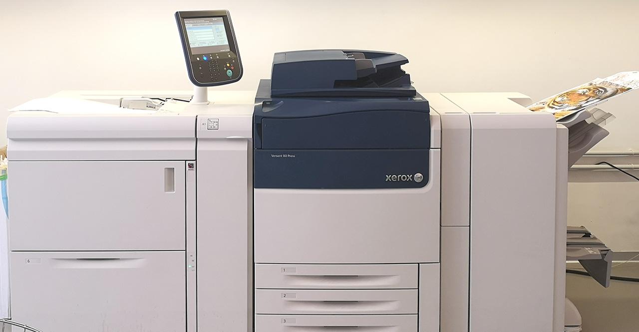 Versant 80 Press - ShowRoom Sale&Service Informatica