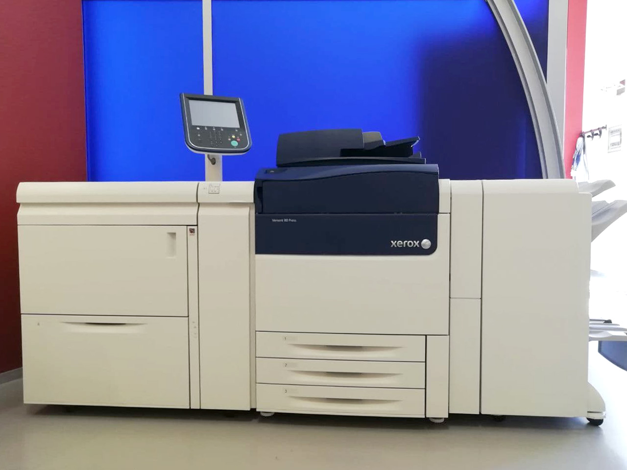 Xerox Versant 80 - Usato garantito Xerox - Fronte