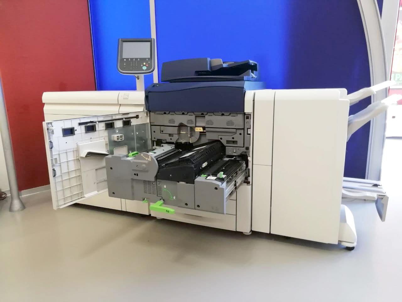 Xerox Versant 80 - Usato garantito Xerox - Interno