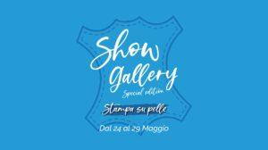 Show Gallery Stampa su Pelle Mimaki