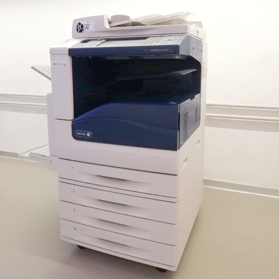 Xerox WorkCentre 7830 - Fronte