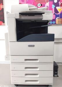 Xerox AltaLink C8035 usata - Vista fronte