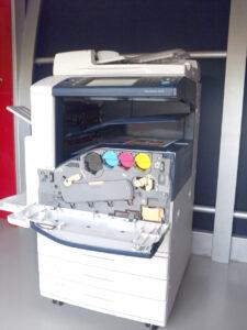 Xerox WorkCentre 7830 usato garantito - Vista interno