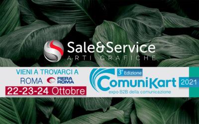 La Sale&Service al ComuniKart 2021